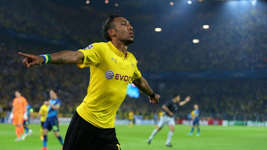 Dortmund's Pierre-Emerick Aubameyang fuels transfer rumors by missing training