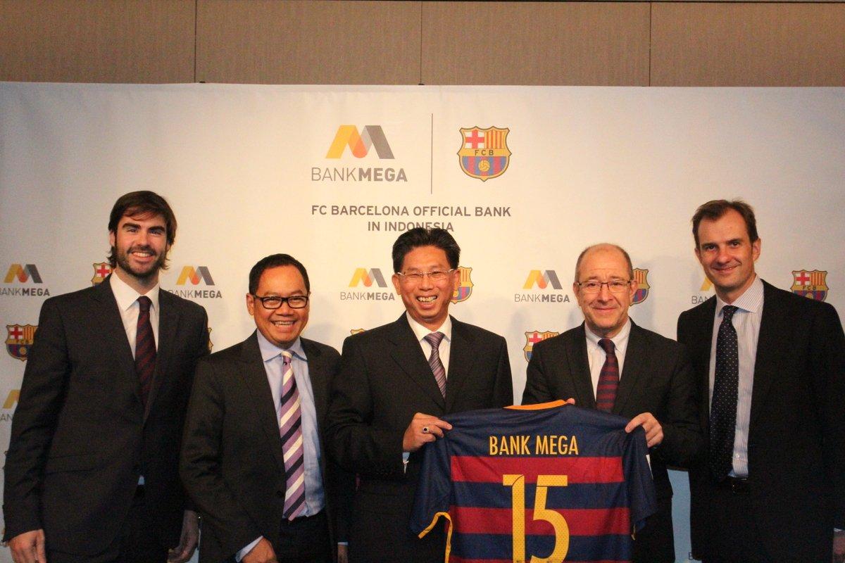 Индонезийский банк стал спонсором Барселоны - изображение 1