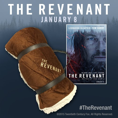 RT for your chance to win this @RevenantMovie prize pack. #TheRevenant opens this weekend at Regal Cinemas #contest