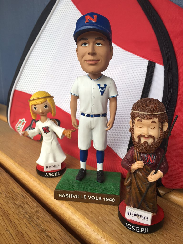Happy National Bobblehead Day! RT this post for the chance to WIN the Sounds 2015 bobblehead collection. https://t.co/TNo91PzlNE