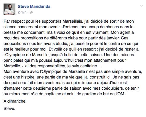 [Steve Mandanda] signe 3 ans à Crystal Palace - Page 6 CYITk9CWcAAEXVR