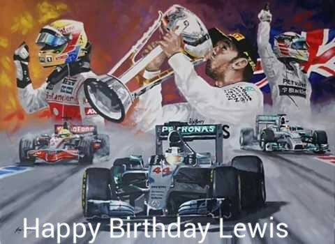 Merc:We've picked 31 of the best #HappyBirthdayLewis messages for a special gallery to mark 31 years of #HAMmertim…