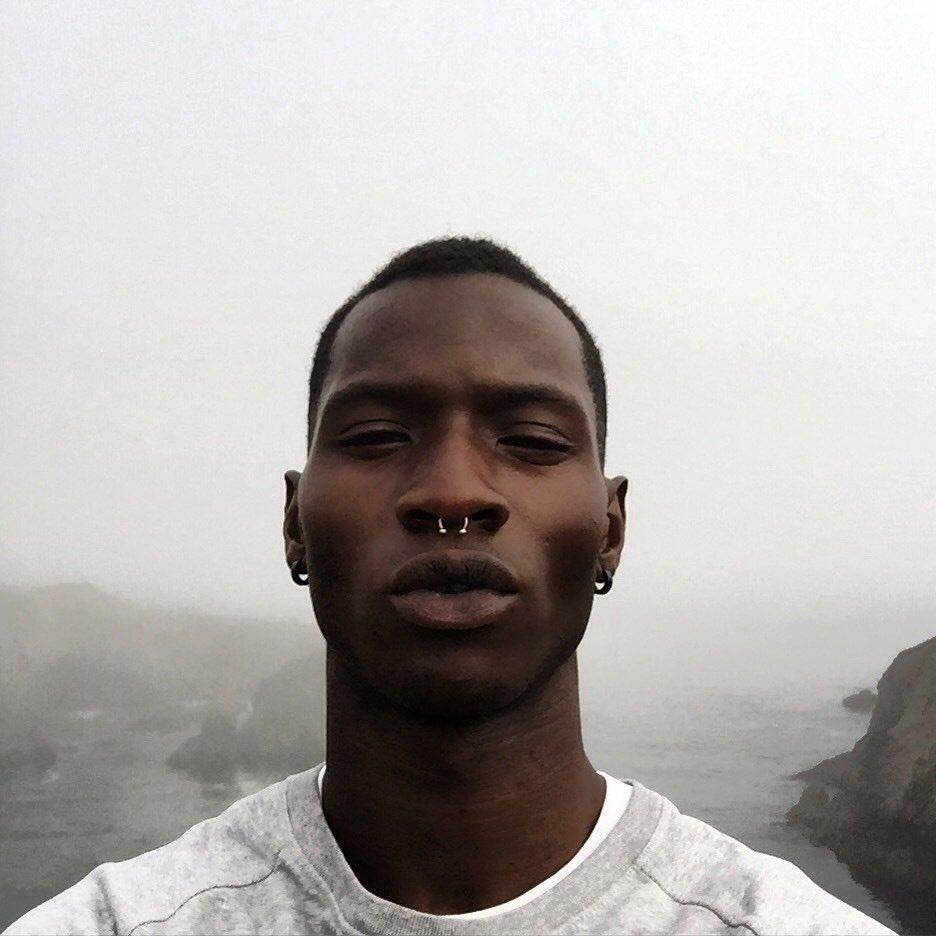 Men Of Color On Twitter Black Men Nose Piercings Perfection