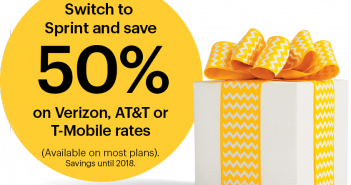 .@Sprint price cut promo receives reprieve, keeps pressure on @ATT, @Verizon and @TMobile https://t.co/JlJ3SWnXf4 https://t.co/e4BqeCOfL8