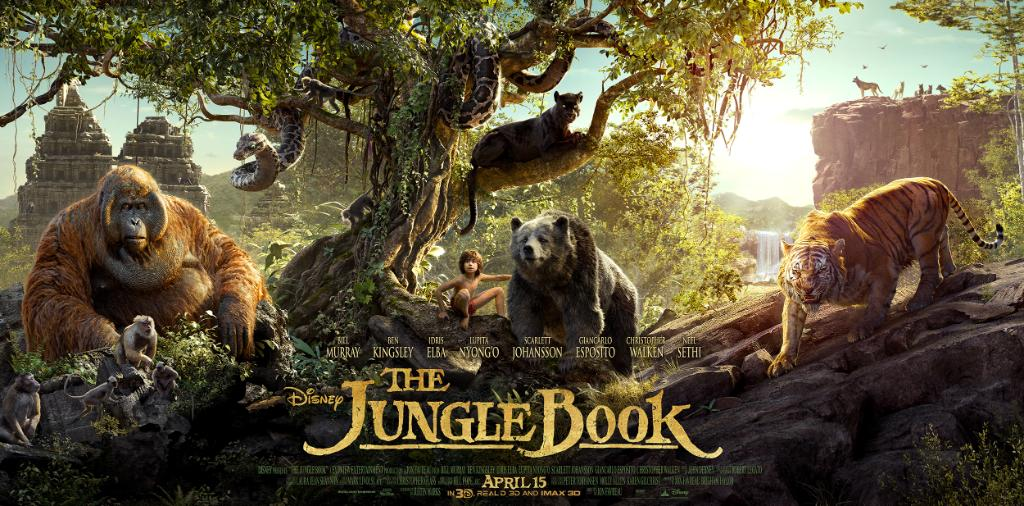 Džiunglių knyga
