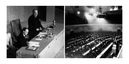 Did you know that on 10 January 1946 the #UNGA met for the very first time? Learn more: https://t.co/zH5egWg7TA https://t.co/Sd0C3GSBAf