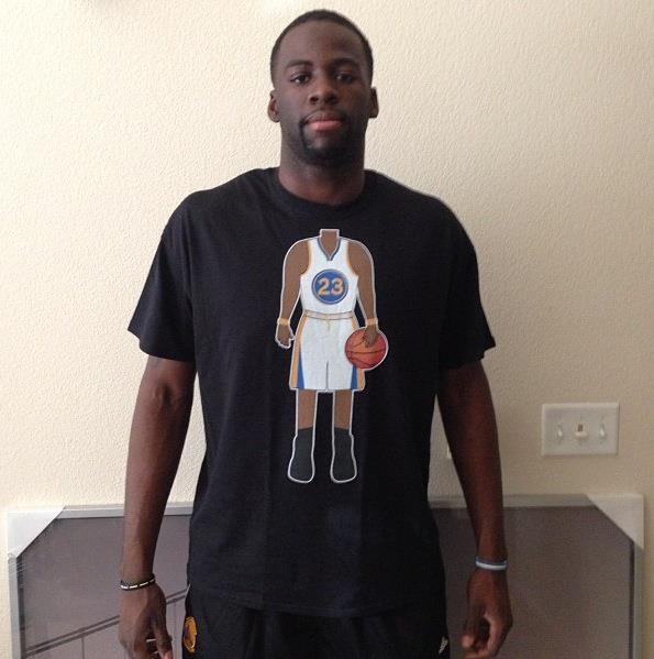 #NBAVote Draymond Green! Lets do this #Dubnation!!! #DubTheVote https://t.co/fPQ52Gj8aL
