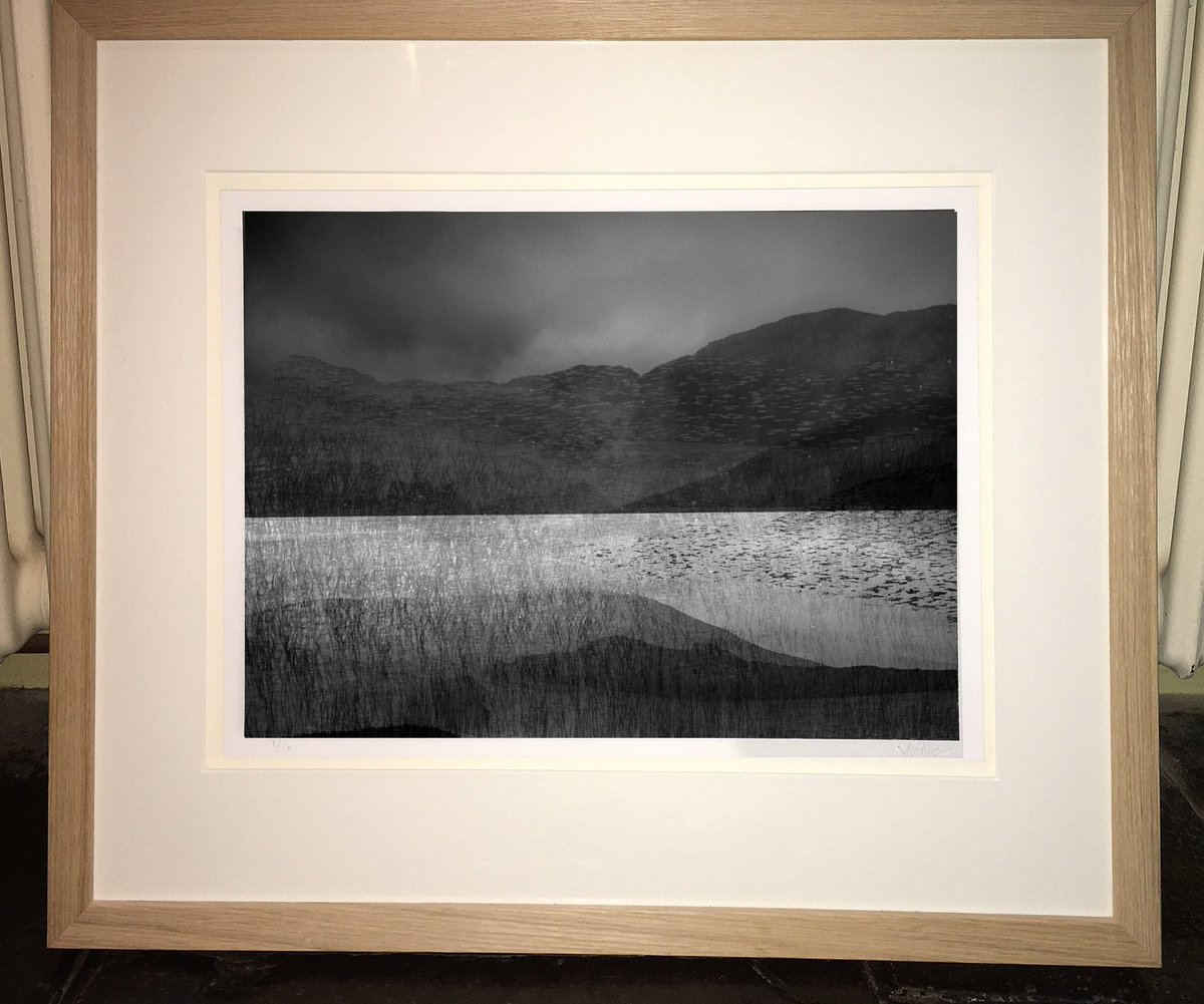 """tickets 4 Cumbrian flood fundraising going fast. My image up 4 auction is Raindance 20x24"""" https://t.co/yBDq90fHpT https://t.co/hDgqS6t3S9"""