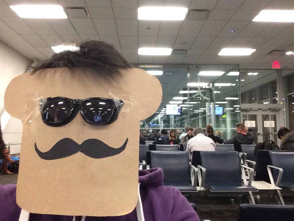 """Disguised Toast on Twitter: """"Airport Security: Be on the ...  Disguised Toast..."""