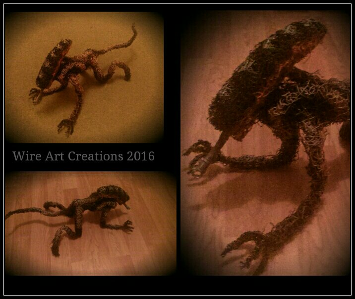 Wire Art Creations on Twitter: