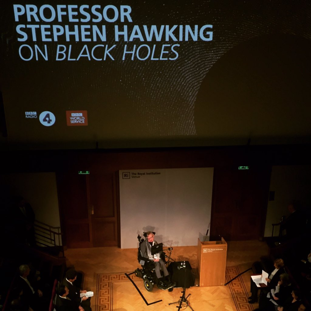 Stephen Hawking's daughter says stubbornness and laughter have kept her father going