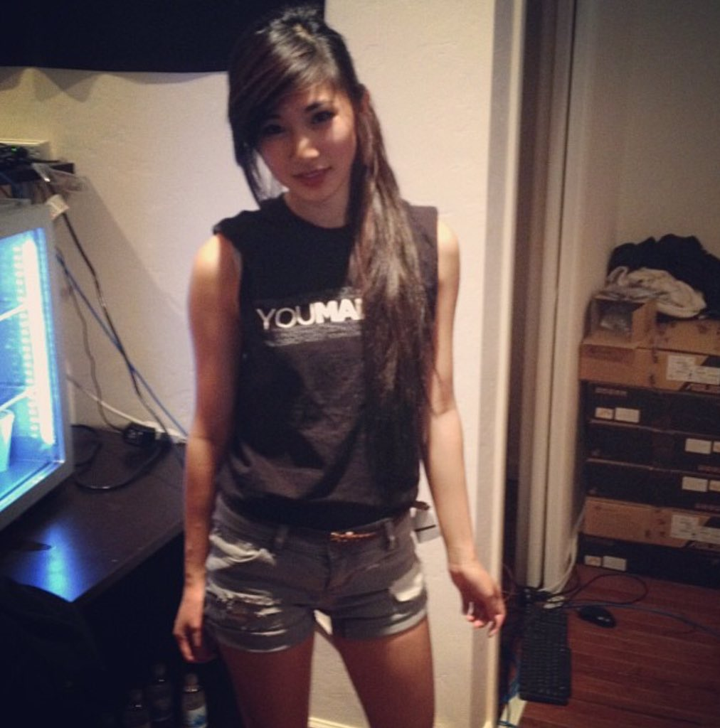 Leena Xu On Twitter Quot Here S One For Tbt I Never Used To