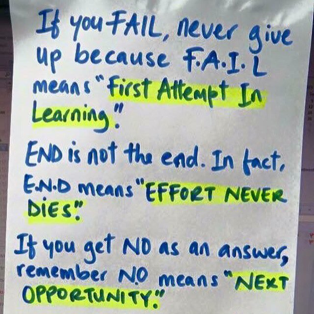 Never give up https://t.co/vBFJ2tVlyi
