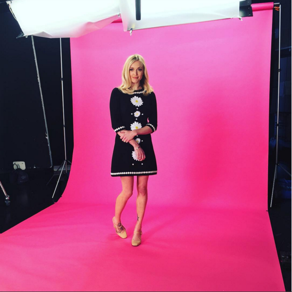 RT @ITVBe: We're on set with @Fearnecotton bringing you all the #BTS action on Instagram. Check it out https://t.co/irQARPOPTD https://t.co…