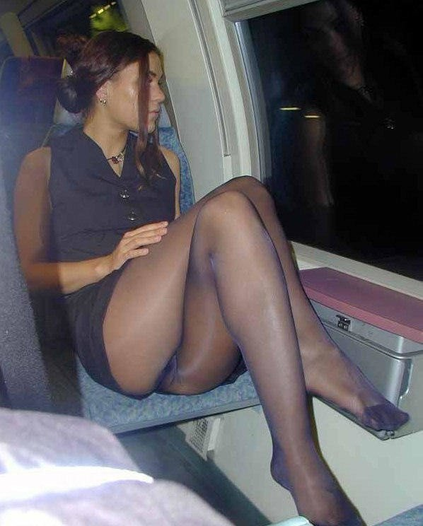 On Pantyhose That 100