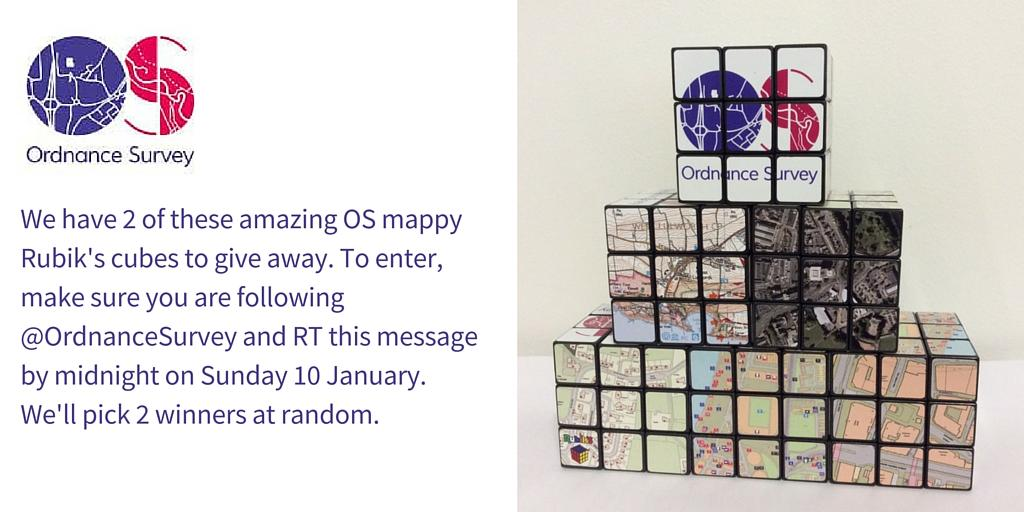 It's the #FreebieFriday you #map lovers have been waiting for - good luck! #RubiksCube #win https://t.co/1Er8WcUGla