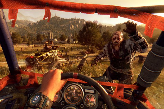 Zombies, dune buggies and crossbows! It's a brand new trailer for #DyingLight The Following https://t.co/Km7jpaw9Z1