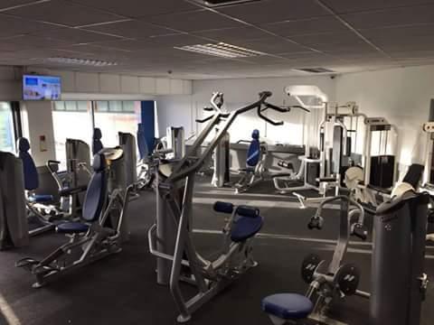 Celtic gym