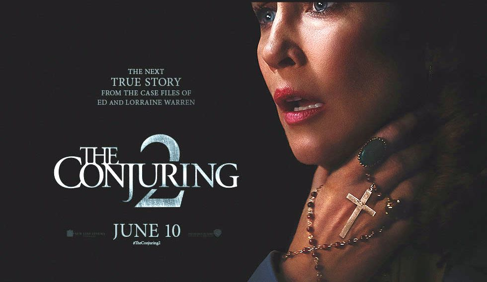 The Conjuring 2: The Enfield Poltergeist Trailer Featuring Patrick Wilson & Vera Farmiga 1