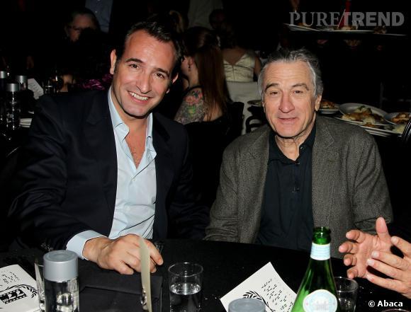 Jean dujardin on twitter souvenirs jean dujardin avec for Dujardin qui imite de niro