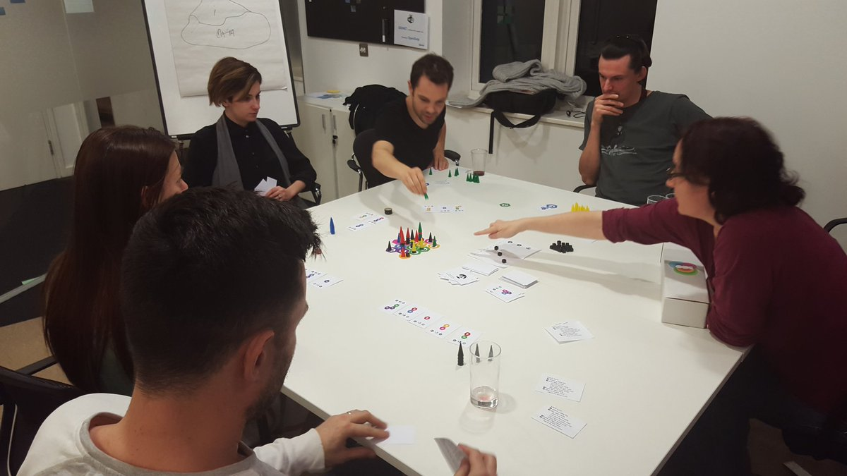 'You took one of what!?!?@!!' #opendata boardgame is in progress #lifeattheodi https://t.co/OlG7dD1G6L