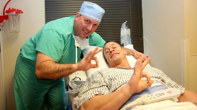 Informacja odnośnie operacji Johna Ceny