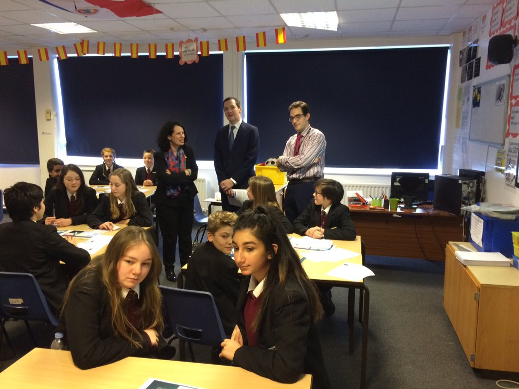 French Embassy Uk On Twitter Ambassador Meets Pupils