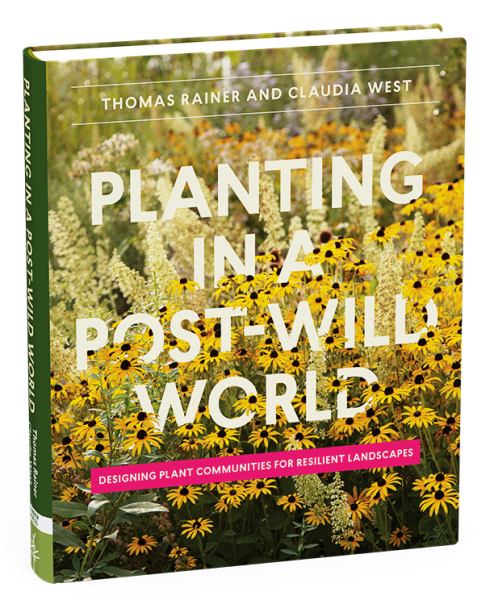 """Re-imagining Nature – a review by James Golden of """"Planting in A Post WildWorld"""" https://t.co/uJqK8e7IGe https://t.co/gOffMTQxN0"""