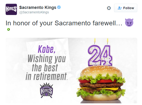 "SB Nation on Twitter: ""The Kings brought up an old food poisoning ..."
