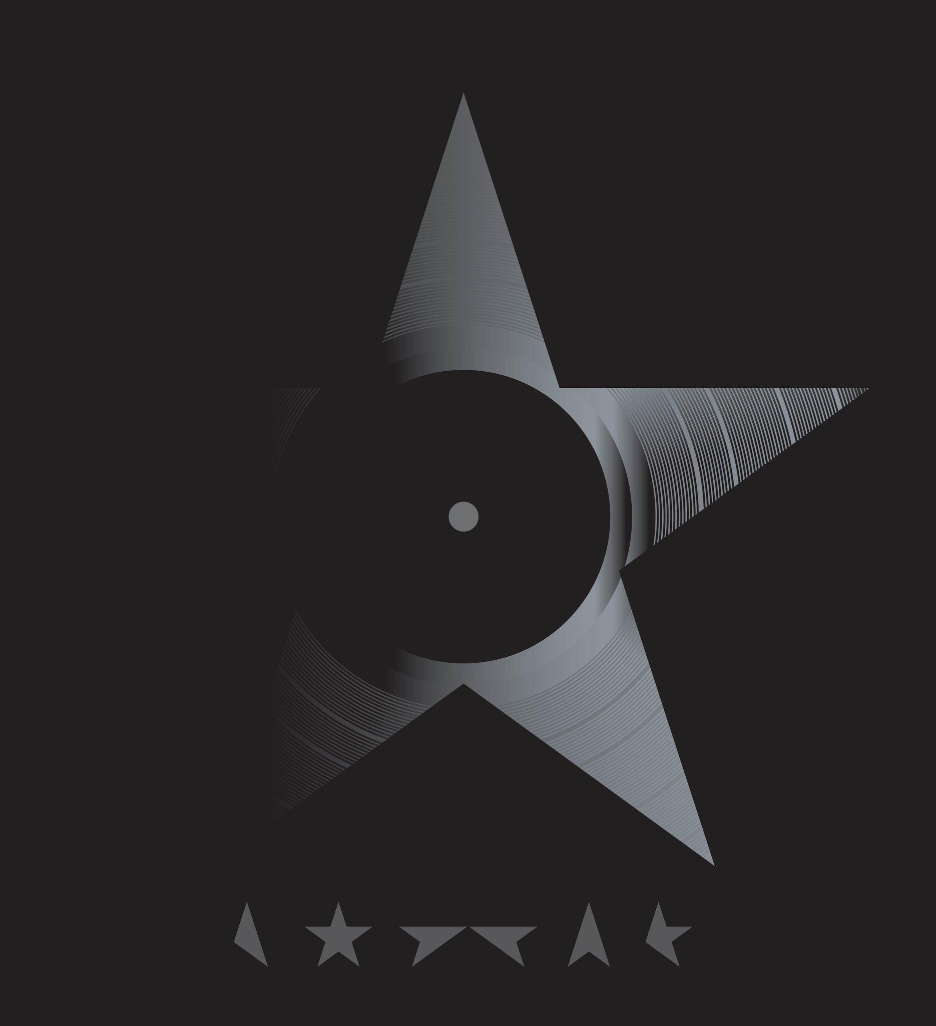 Resultado de imagem para david bowie blackstar album cover