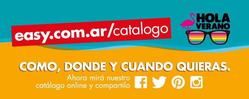 Easy argentina on twitter ya lleg el cat logo de enero for Easy argentina catalogo