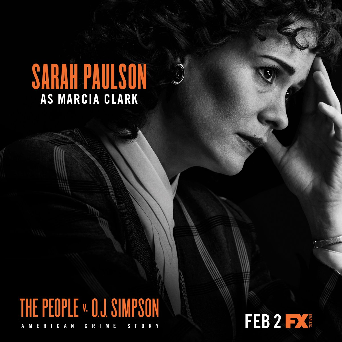 She saw it as an open and shut case. The jury saw something else. The trial of the century begins 2/2 on FX. #ACSFX https://t.co/JjIef1HZrj