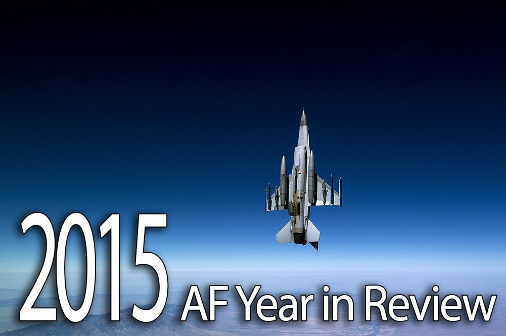 The #AirForce 2015 #YearInPhotos is kicking off the new year!  https://t.co/JcbtEaThrc