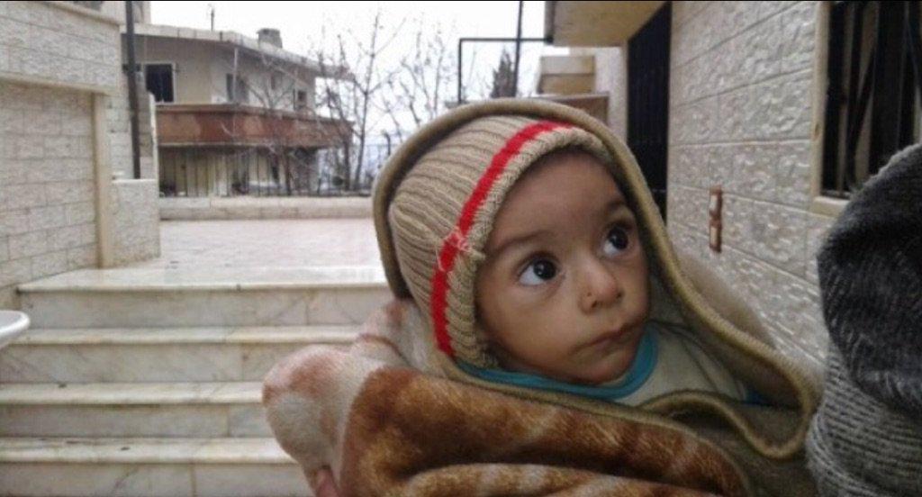 Als we wel bommen kunnen gooien op Syrië waarom dan geen voedseldroppings voor de uitgehongerde bevolking in Madaya? https://t.co/9MTmIuDVh2