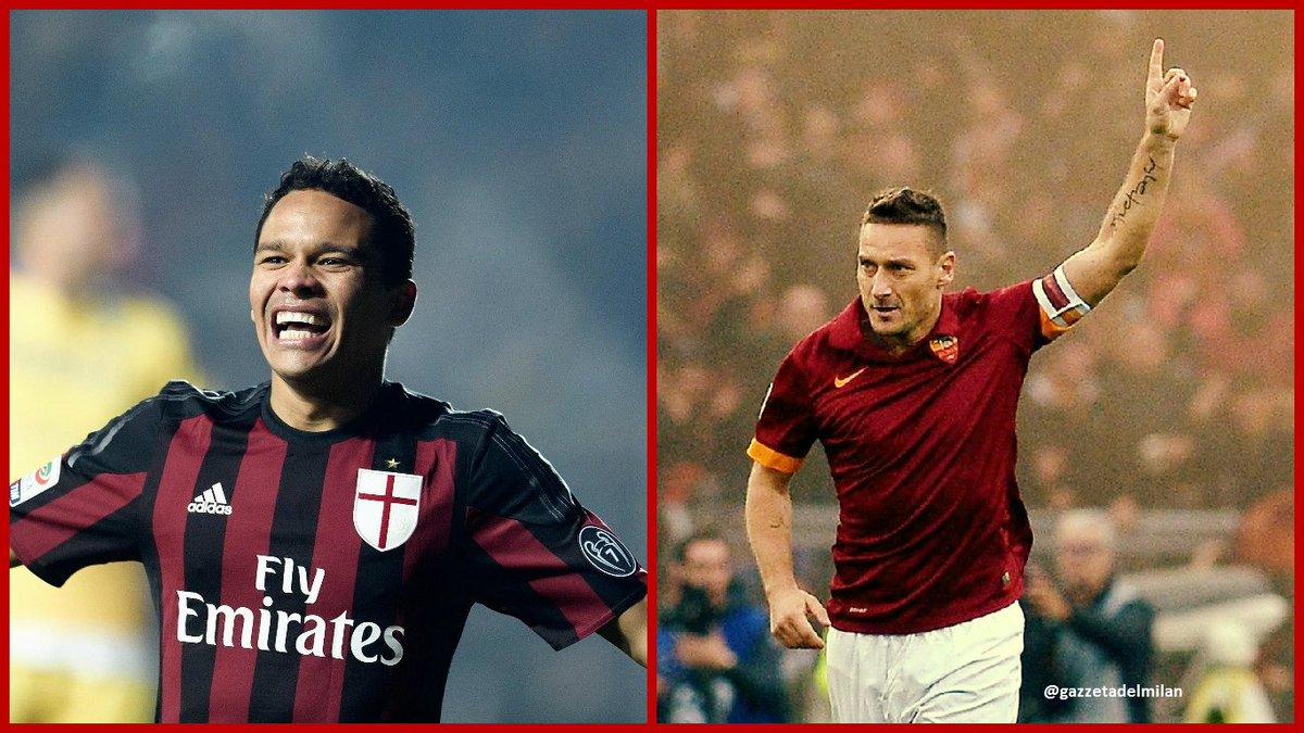ROMA-MILAN Streaming Diretta Calcio Oggi Serie A 09/01/2016