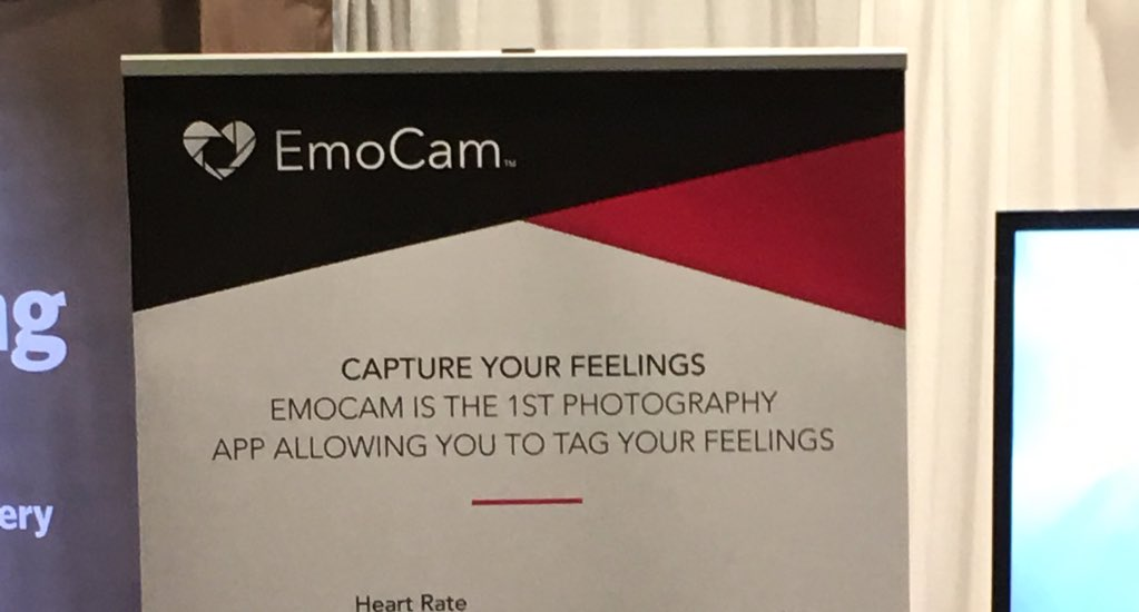 """We start strong with this rivers cuomo inspired startup - emo cam - """"tag your feelings"""" - ???? https://t.co/pQuYO51qbK"""