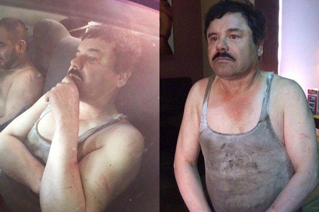 Ricatturato il latitante Joaquin 'El Chapo' Guzman (nella foto), re del narcotraffico in Messico