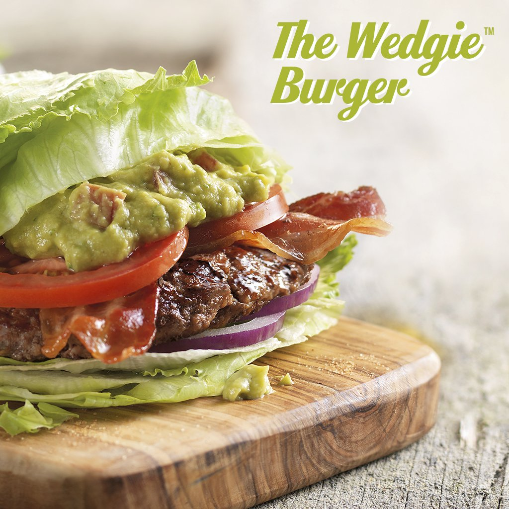 """Red Robin on Twitter: """"The Wedgie Burger Hobbies: Working ..."""