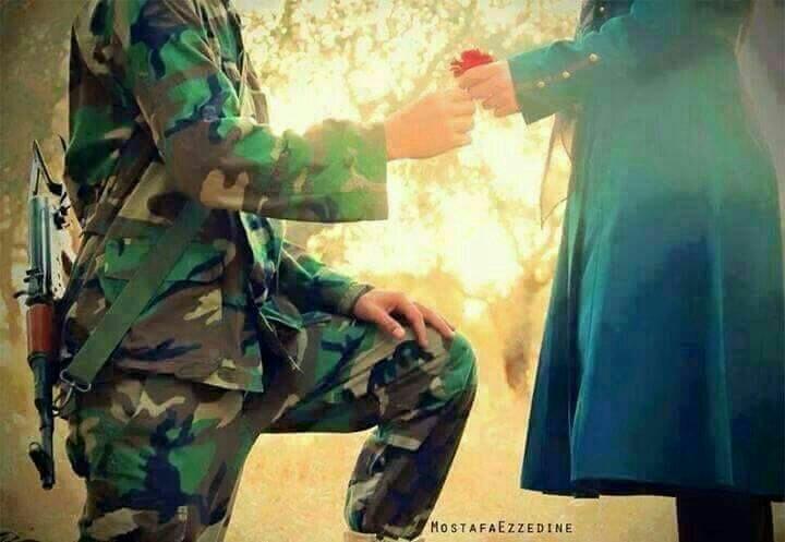 حبيبي عسكري