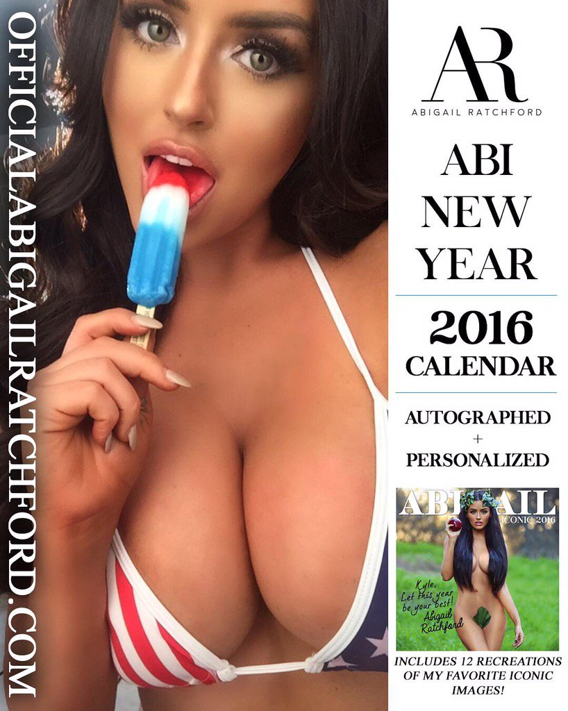 Abigail Ratchford On Twitter My 2016 Calendar Has Been Restocked