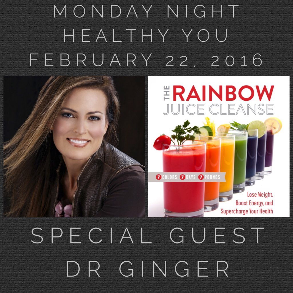 Join Us Feb 29th for @TheDrGinger at @lakewoodch Healthy You! Lecture, Meet & Greet with Book Signing! https://t.co/gEWSJ2yBBx