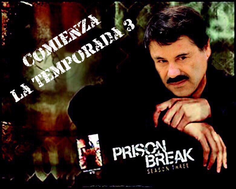 Fernando Arriaga على تويتر Prison Break 3 Mx Chapo Https