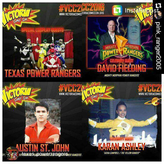 Anyone going to Victoria Comic Con,make sure you drop by &say hi to these awesome people #mmpr #vcc2016 @karanashley https://t.co/cXgVD3xbdX