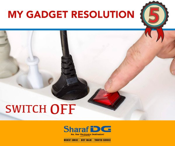 Sharaf dg on twitter turn off devices when not in use almost all the electronic kitchen - Devices burn energy even turned off ...