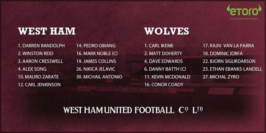 west ham vs wolves - photo #37