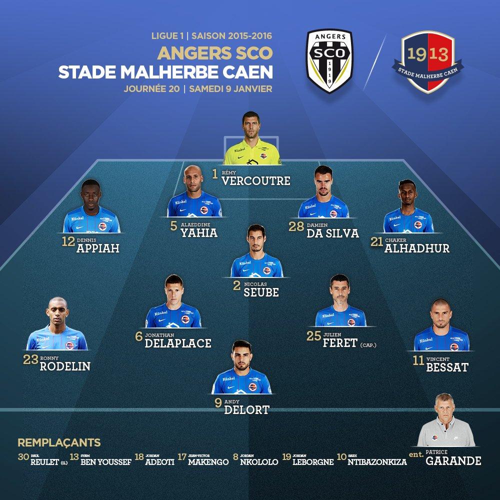 [20e journée de L1] Angers SCO 2-0 SM Caen  CYS_LXNWsAE-bLk