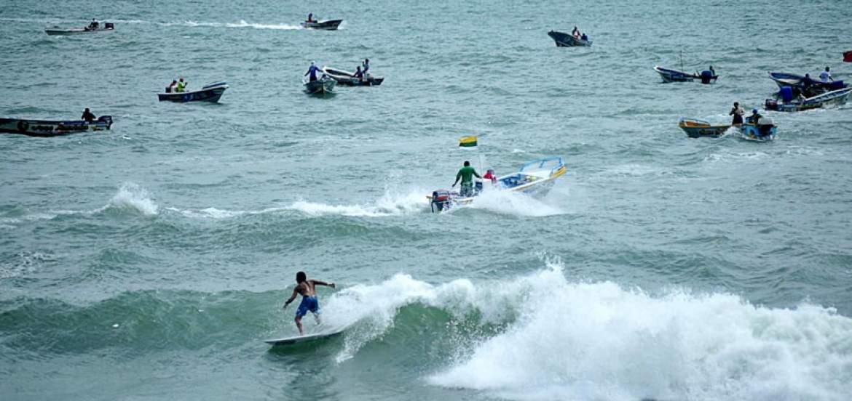Ecuador: El Ministerio de Turismo hace coordinación con Ministerio de Medio Ambiente para limpieza de playas.