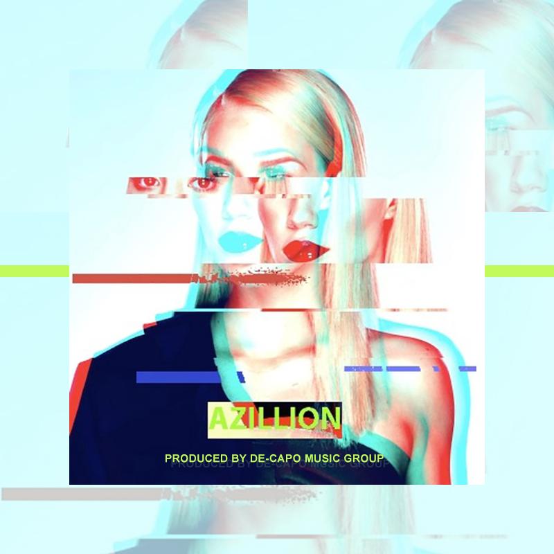 "Brand new @IGGYAZALEA - ""Azillion"". Produced by me & I-Create (@DeCapoMG). - https://t.co/NKJs9OFueA"