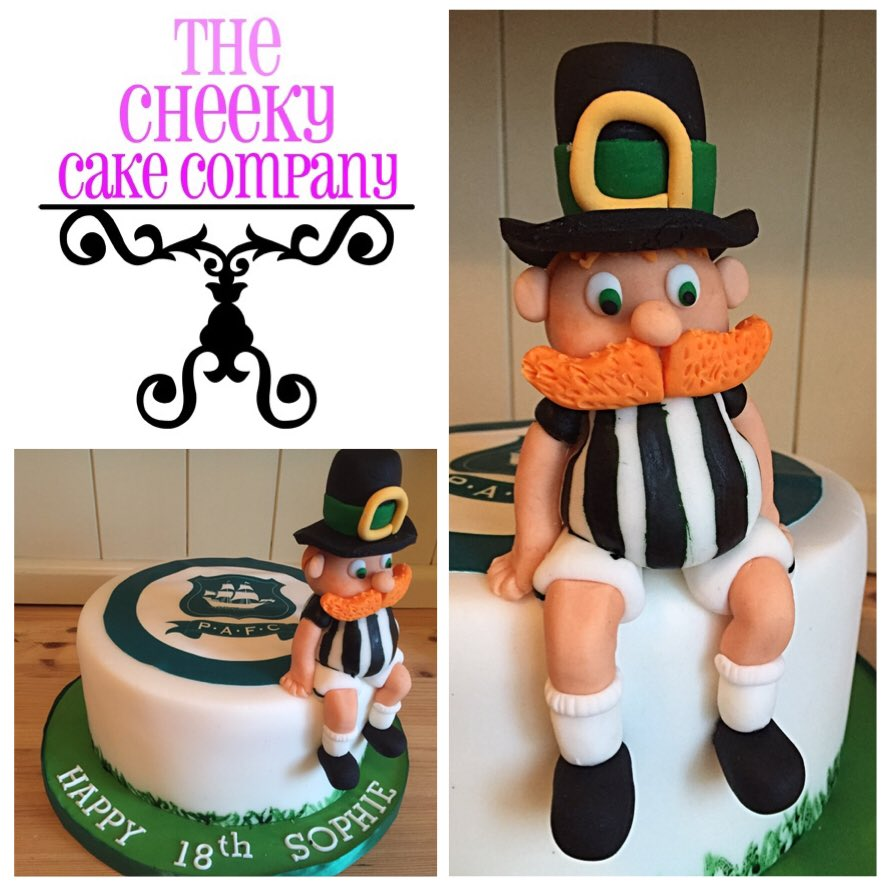 Thecheekycakecompany On Twitter Pilgrimpete Birthday Cake For An