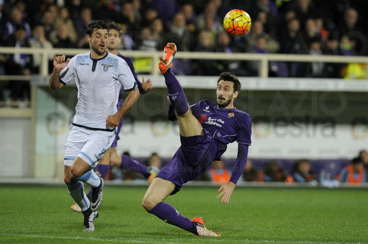 Fiorentina-Lazio 1-3 Video Gol